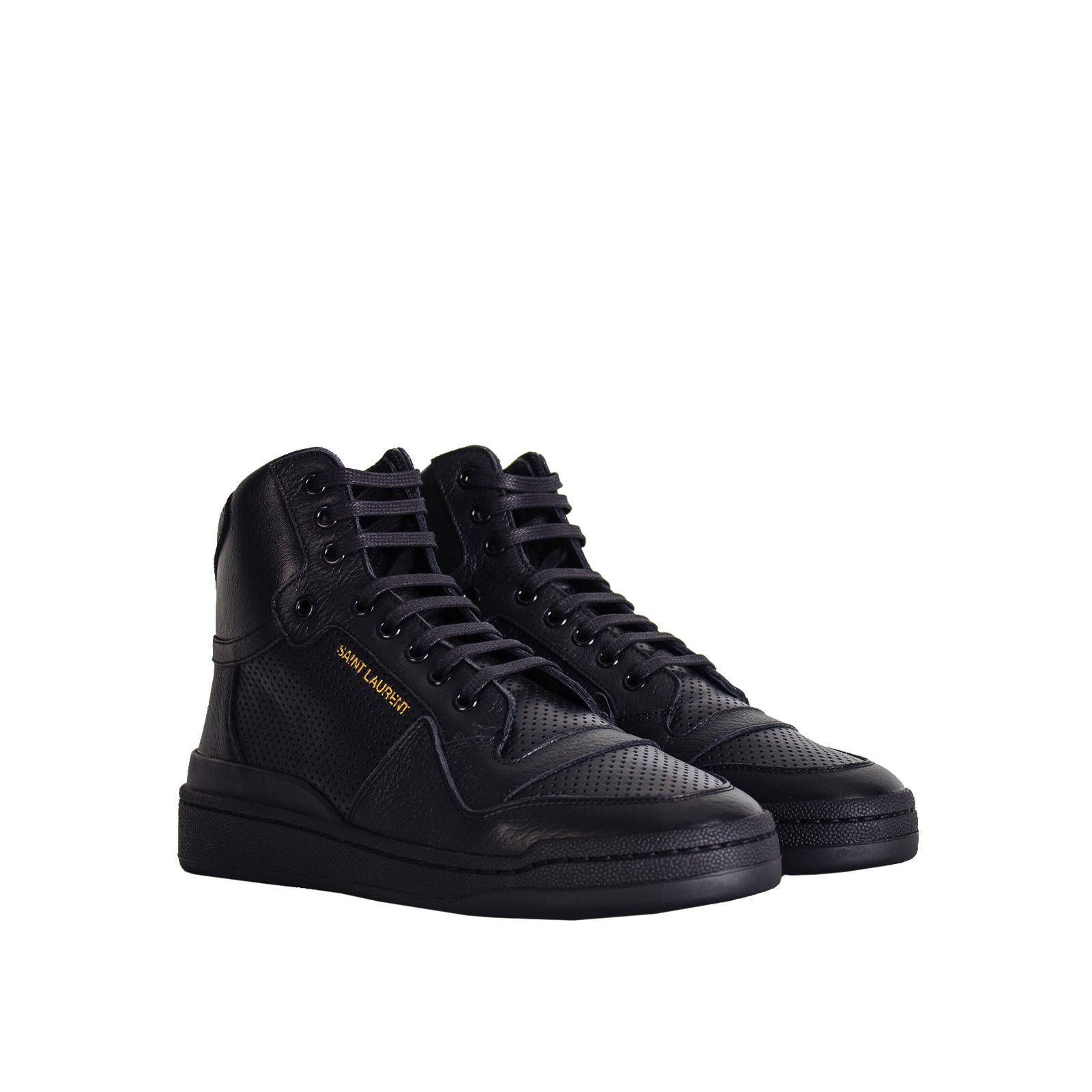 Saint Laurent Paris Hightop 2