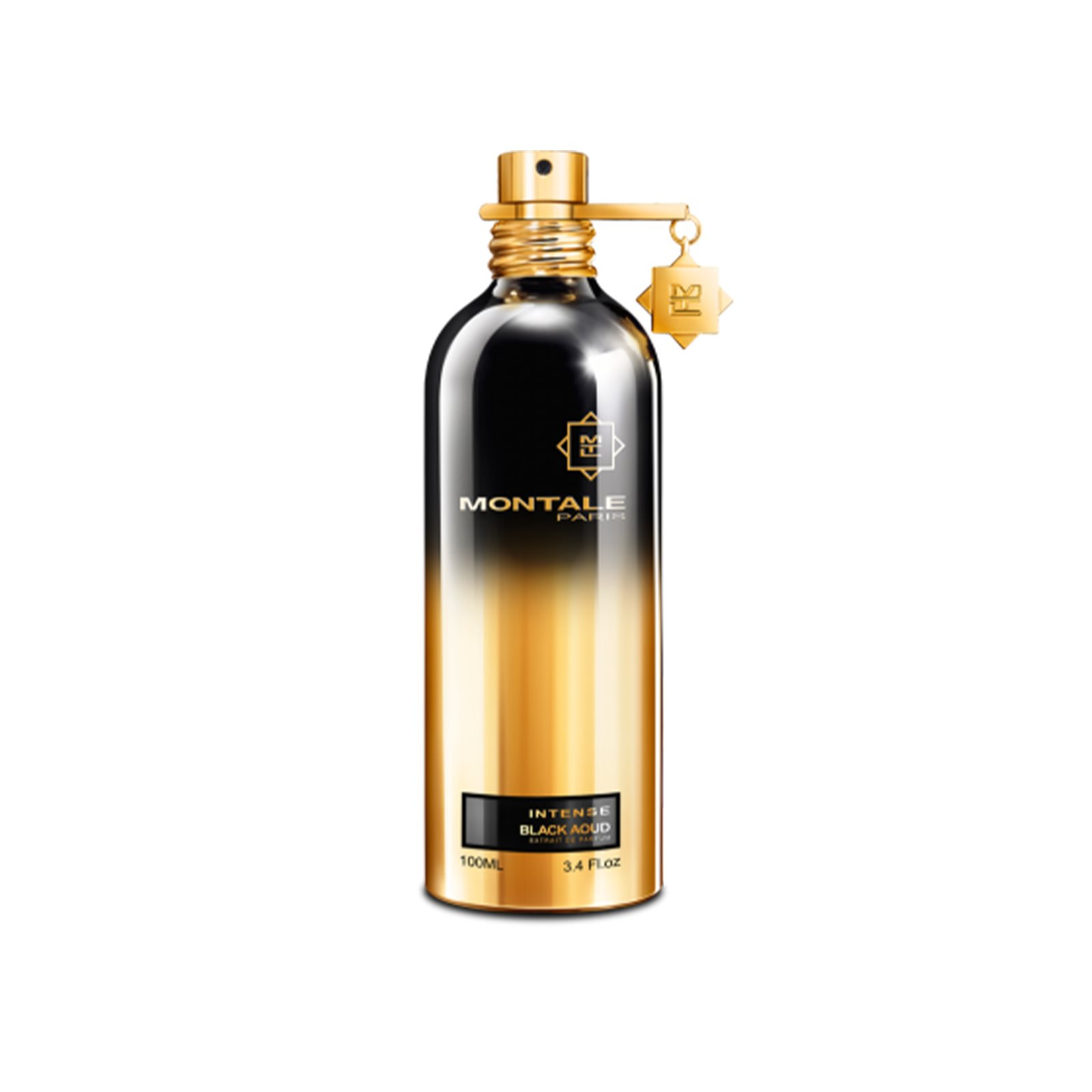 INTENSE BLACK AOUD 100ML