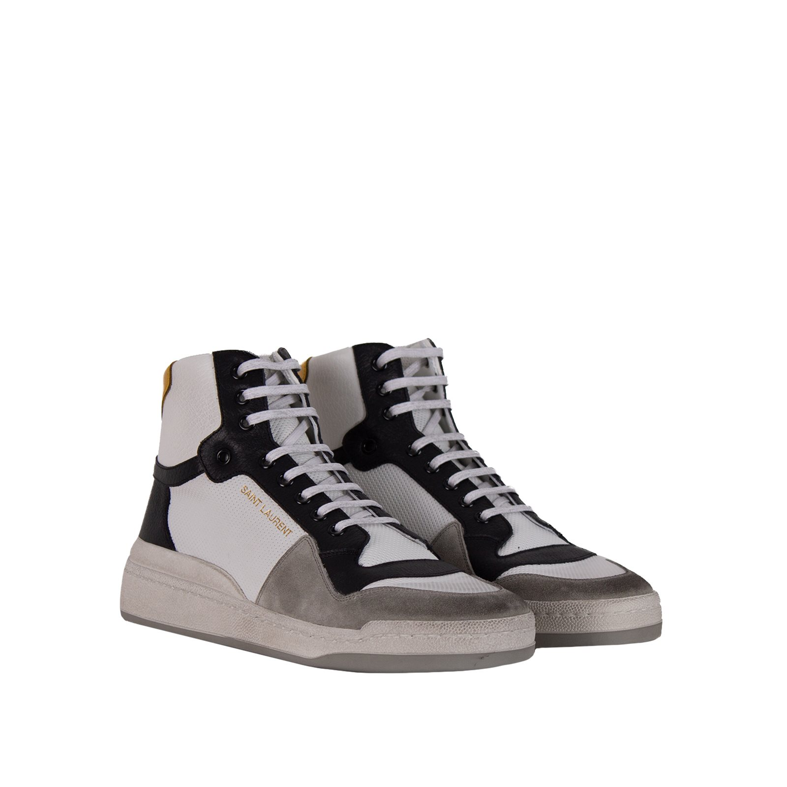 HIGH-TOP SNEAKERS 2